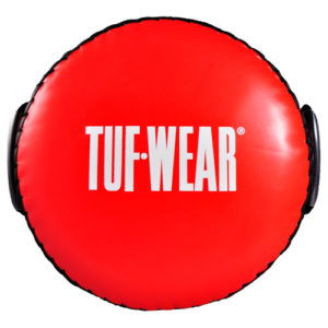 Tuf-Wear Creed Punch Shield – Red/Black