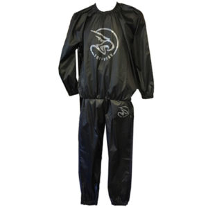 Tuf-Wear Lightweight Sweatsuit – Black