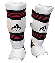 adidas W.T.F Recognized Shin & Instep Protectors