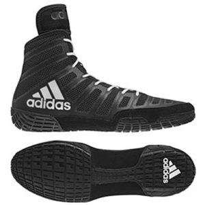 Adidas adiZero Varner Boxing Boot – Black/White