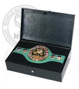 WBC Replica Championship Full Size Belt With Side Panels