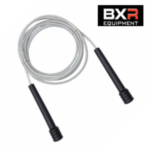 BXR Wire Speed Skipping Rope 7ft-10ft