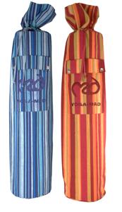 Yoga-Mad Stripey Yoga Mat Bag