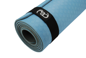 Yoga-Mad Mat Bands 4-6mm mats (Pair)