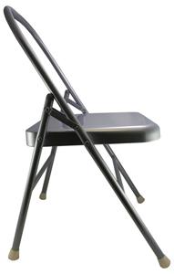 Yoga-Mad Reinforced Folding Yoga Chair