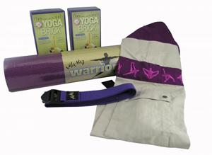 Yoga-Mad Get Started Yoga Kit