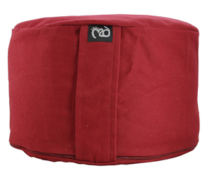 Yoga-Mad Round Meditation Cushion – Large