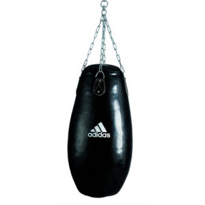 adidas PU Tear Drop Bag – Black