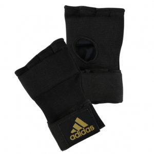 adidas Super Inner Gloves Padded – Black/Gold