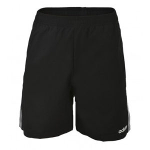 Adidas 3-Stripe Training Short – Black