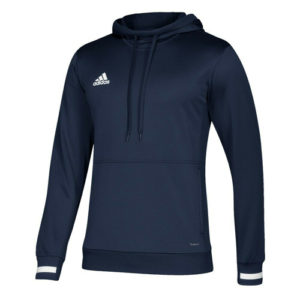 Adidas Men's T19 Hoody / Hooded Sweatshirt – Navy