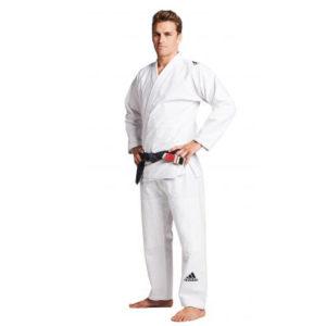 adidas BJJ/Jiu Jitsu Response Uniform – White