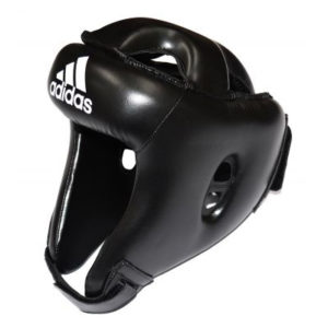 adidas Junior Rookie Head Guard – Black