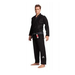 adidas BJJ/Jiu Jitsu Response Uniform – Black