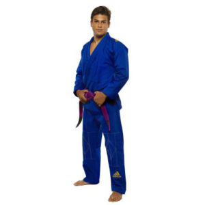 adidas BJJ/Jiu Jitsu Response Uniform – Blue