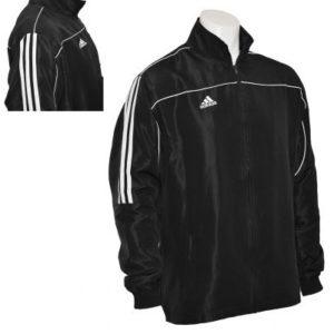 adidas Junior Tracksuit Jacket – Black