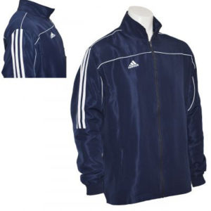 adidas Adult Tracksuit Jacket – Blue