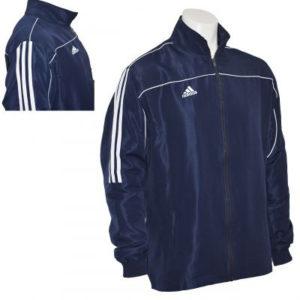 adidas Junior Tracksuit Jacket – Blue