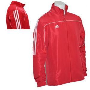 adidas Junior Tracksuit Jacket – Red