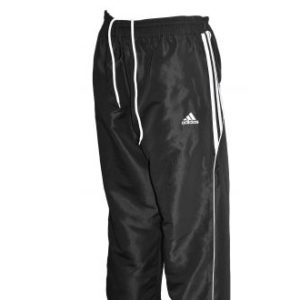 adidas Adult Tracksuit Pants – Black