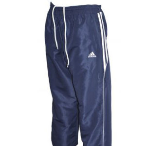 adidas Junior Tracksuit Pants – Blue