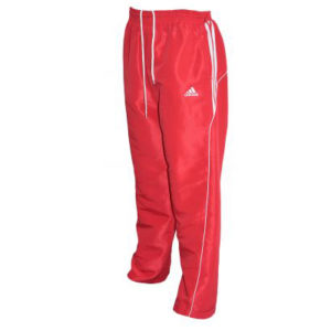 adidas Adult Tracksuit Pants – Red