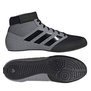 Adidas Mat Hog 2.0 Boxing/Wrestling Boot – Grey/Black