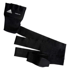 adidas Boxing Quick Wrap/Punch – Black/White