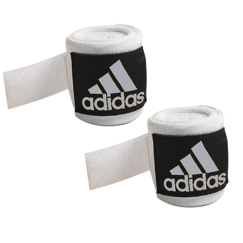 adidas 4.5m Boxing Hand Wraps x 10 [Black, Red, Blue or White]