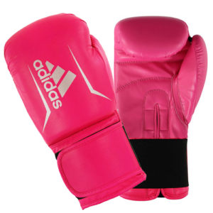 Adidas Speed 50 Ladies Boxing Gloves - Pink