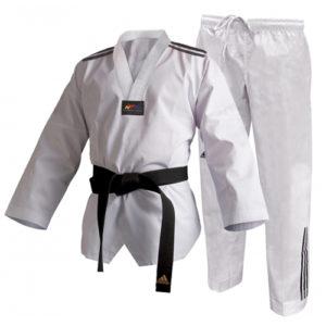 adidas WTF Taekwondo Club Dobok