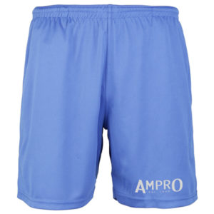Ampro Train Cool Shorts – Blue