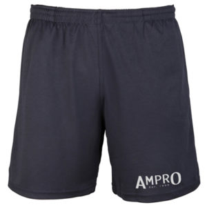 Ampro Train Cool Shorts – Navy