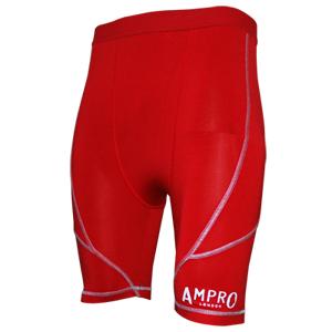 Ampro Junior Performance Base Layer Shorts – Black