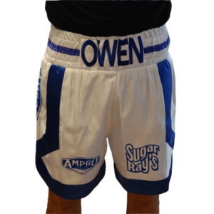 Ampro Bespoke Made Boxing Shorts POA