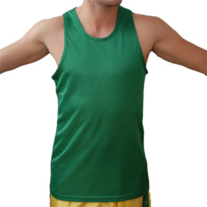 Ampro Classic Boxing Vest – Green [Junior and Adult, SBoys – XXLarge]