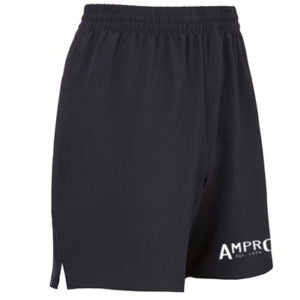 Ampro Pro Training Short – Black