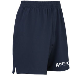 Ampro Pro Training Short – Navy
