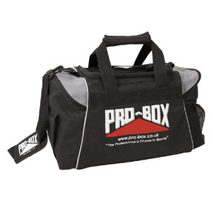 Pro-Box Small Training Holdall – Black/Grey