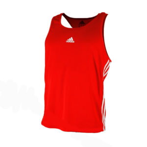 adidas Base Punch II Boxing Vest – Red