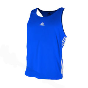 adidas Base Punch II Boxing Vest – Blue