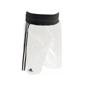 adidas Base Punch II Shorts – White