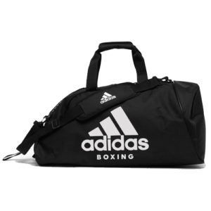 Adidas Camo Boxing Holdall/Bag – Black
