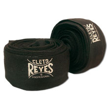 Cleto Reyes Hook & Loop Hand Wraps – Black