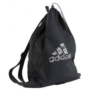 Adidas Mesh Backpack – Black/Grey