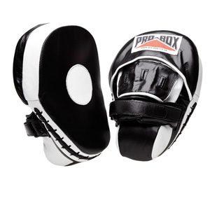 Pro-Box High Impact Focus Mitts – Black