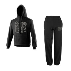 Sugar Ray's Tracksuit – Black