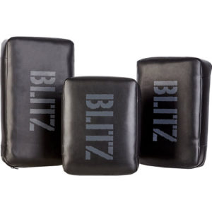 Blitz Barricade Black Flat Strike Shield [Small, Medium or Large]