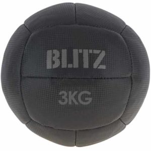 Blitz Carbon Medicine Ball – Black [3kg, 5kg, 8kg, or 10kg]