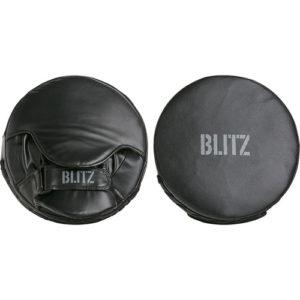 Blitz Deluxe Circular Focus Pads – Black